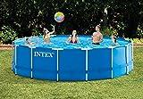 Intex 15ft X 48in Metal Frame Pool Set with