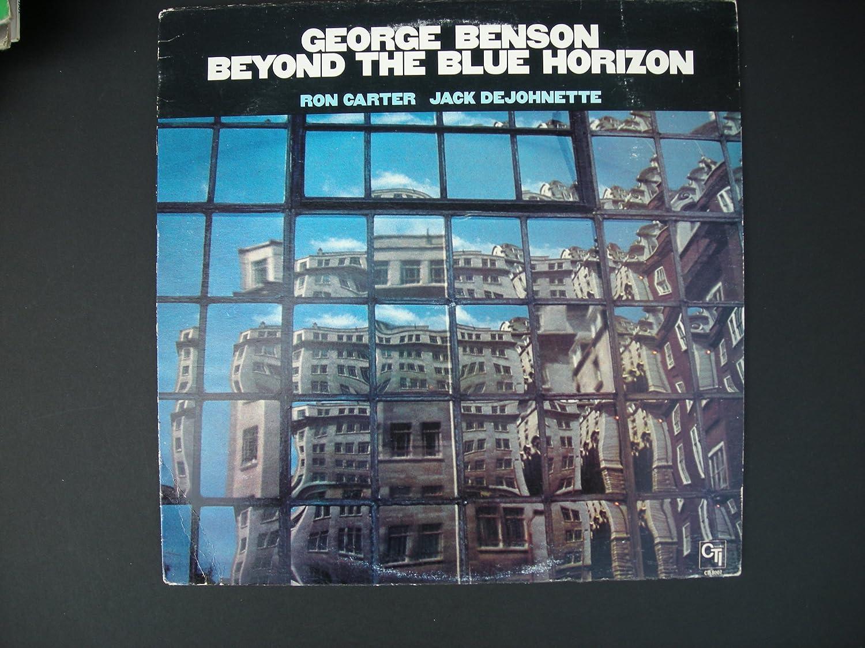 LP Record George Benson - free shipping Blue Horizon Ranking TOP5 Beyond the