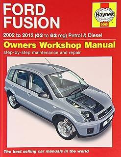 ford fusion mercury milan 2006 thru 2014 haynes repair manual rh amazon com 2011 Ford Fusion Manual Ford Fusion Repair Manual