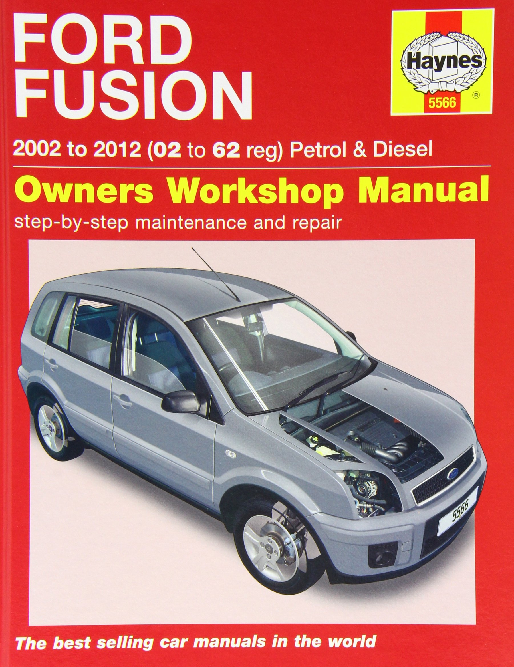 Buy Ford Fusion Service and Repair Manual: 2002-2012 (Haynes Service and  Repair Manuals) Book Online at Low Prices in India | Ford Fusion Service  and Repair ...