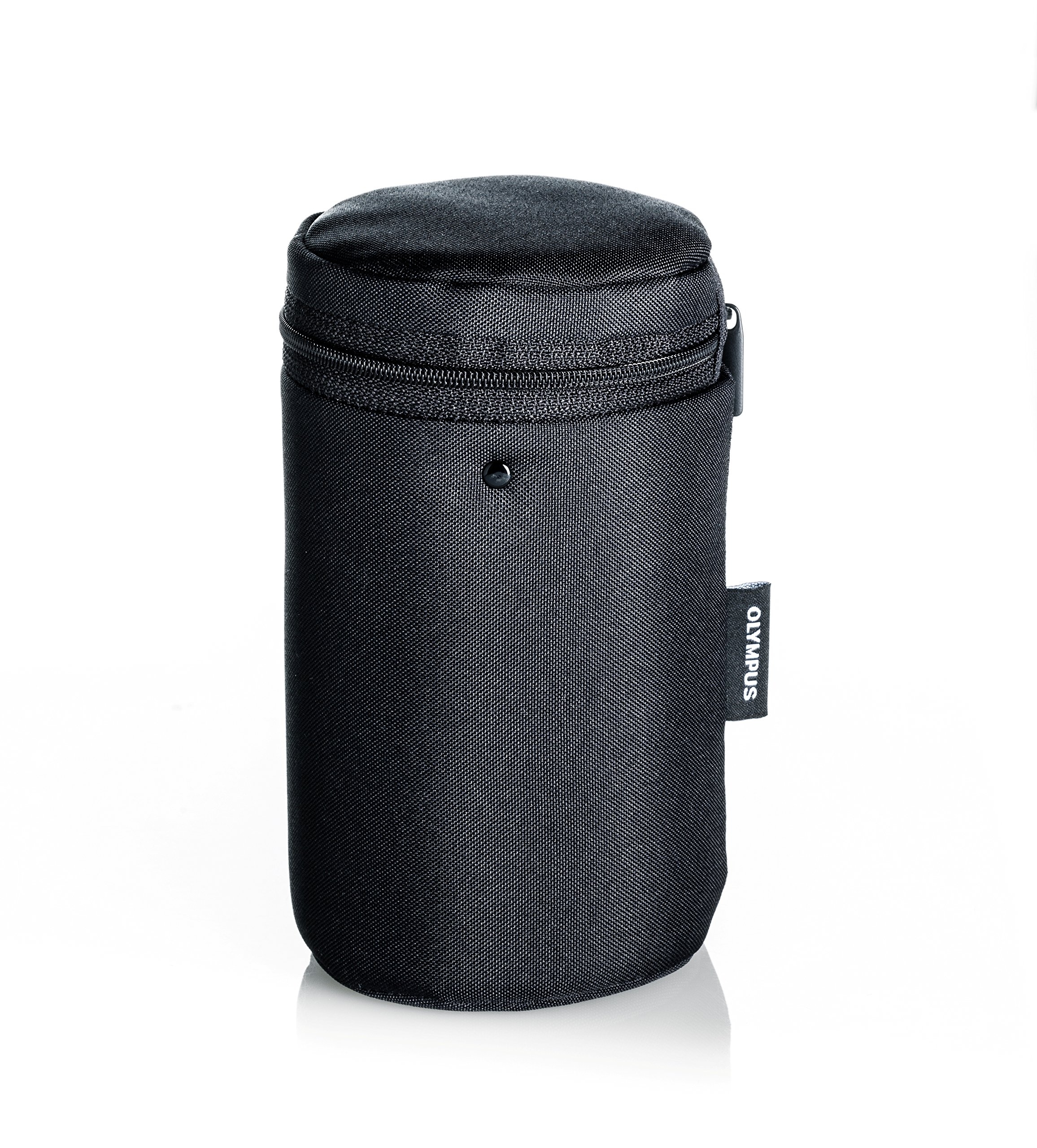 Olympus Barrel Style Lens Case - Medium (Black) by Olympus