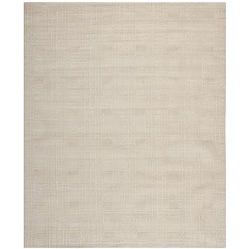 Teppich Tibetan Martha Stewart Weiß 270x365 cm: Amazon.de: Küche ...