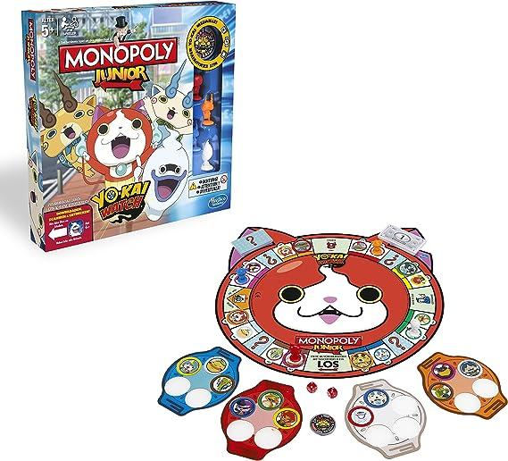 Hasbro B6494 Niños Simulación económica - Juego de Tablero (Simulación económica, Niños, Niño/niña, 5 año(s), Yo-Kai, Caja): Amazon.es: Juguetes y juegos