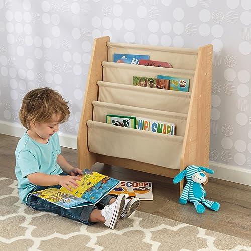 WERBUNG – Kinder Bücherregale können das Kindern vorlesen fördern