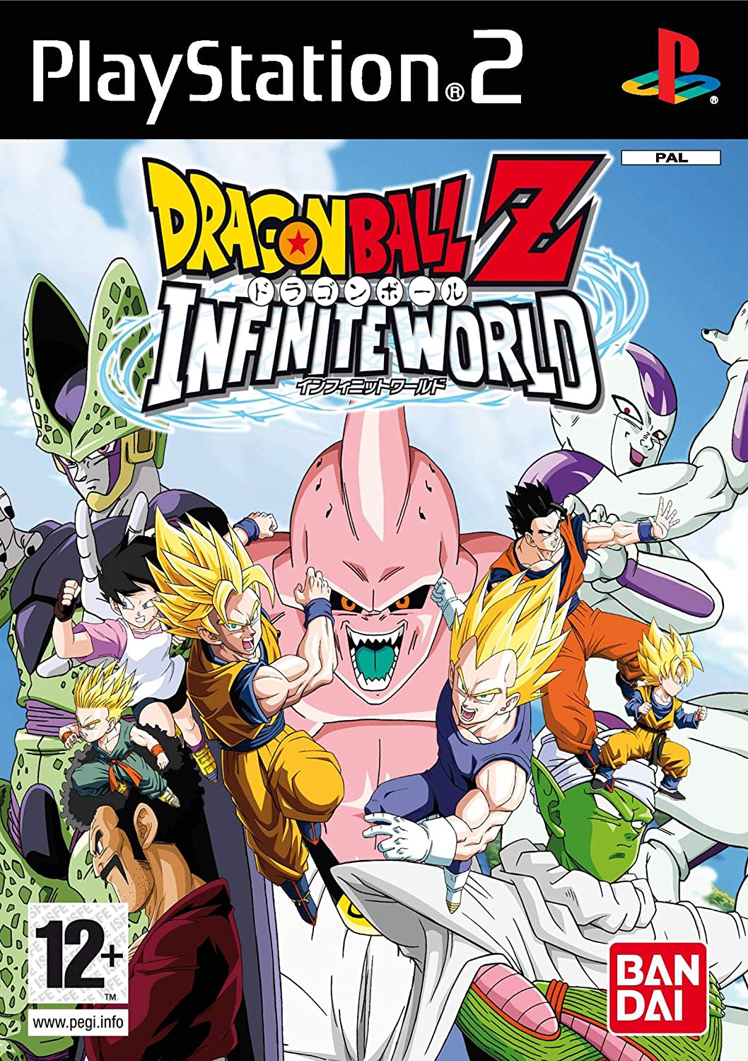 Dragon Ball Z: Infinite World: Amazon.co.uk: PC & Video Games