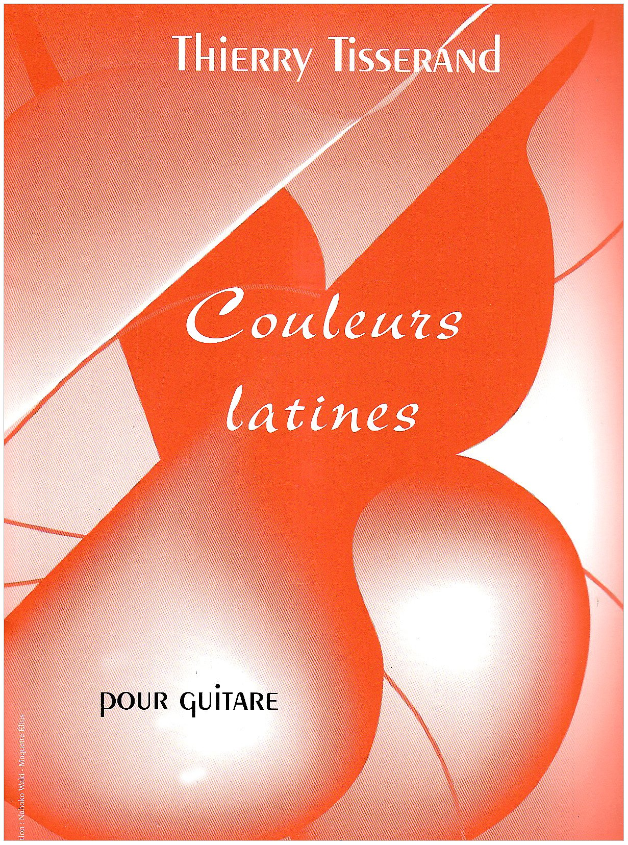 Couleurs latines French TISSERAND Thierry product image