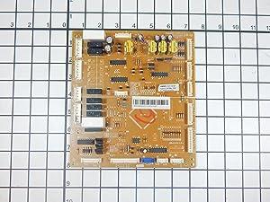 Samsung DA92-00447C Refrigerator Electronic Control Board Genuine Original Equipment Manufacturer (OEM) Part