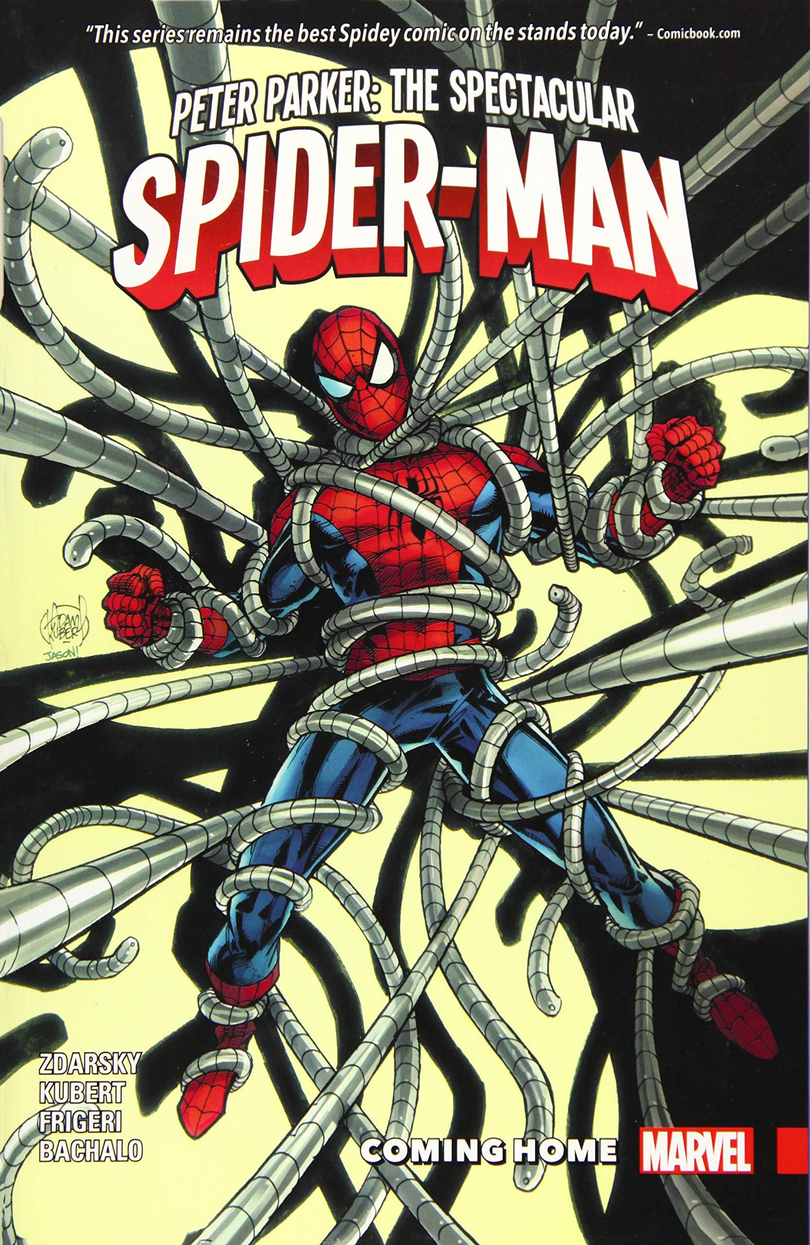 Amazon com: Peter Parker: The Spectacular Spider-Man Vol  4