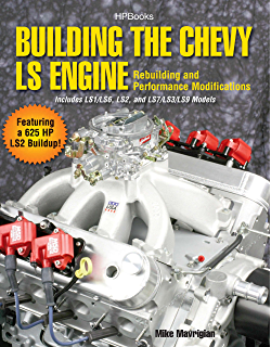 Amazon chevy ls engine conversion handbook hp1566 ebook shawn building the chevy ls engine hp1559 rebuilding and performance modifications fandeluxe Images