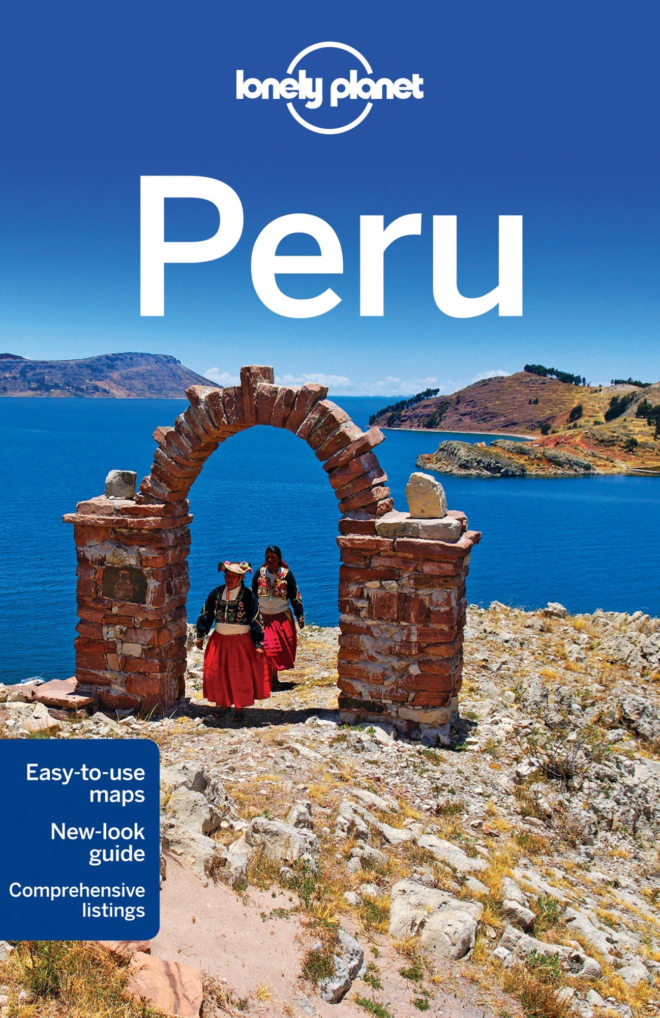 Lonely Planet Peru 8th