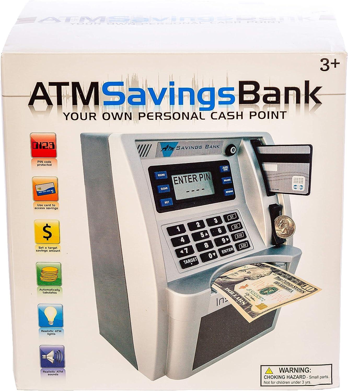 ATM Toy Savings Bank Pink