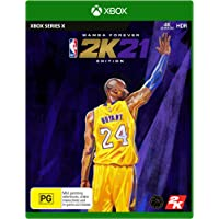 NBA 2K21 Mamba Forever Edition - Xbox Series X