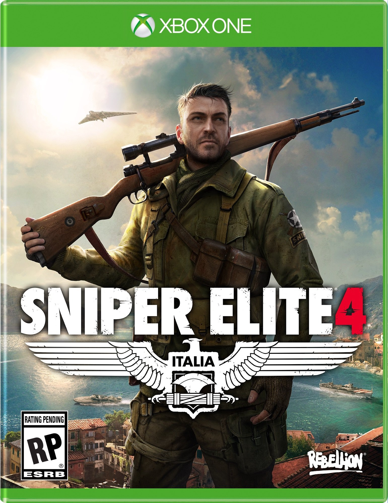 Amazon com: Sniper Elite 4 (Xbox One) UK IMPORT REGION FREE