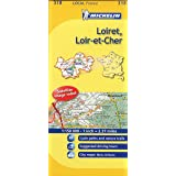 Michelin Local France: Loiret, Loir-et-Cher