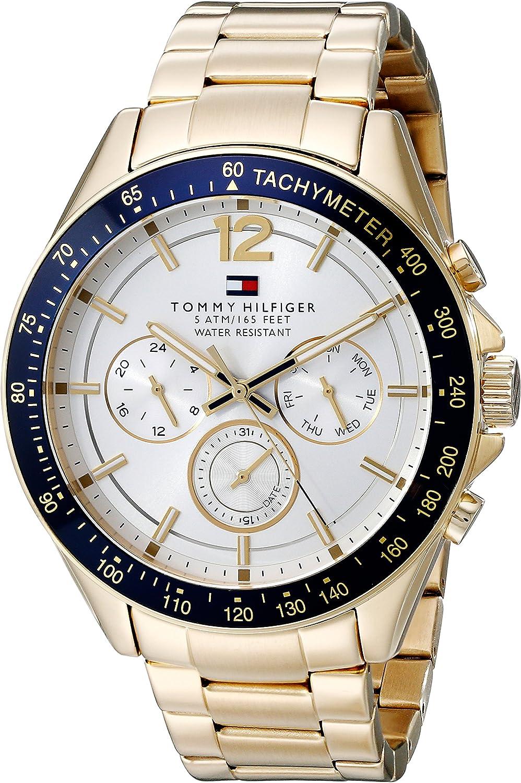 Tommy Hilfiger Reloj analógico para Hombre de Cuarzo 1791121