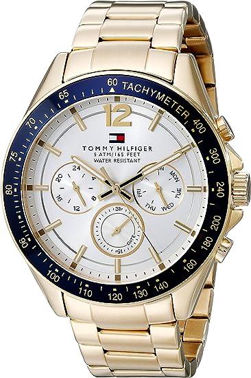 Amazon.com: Tommy Hilfiger 1791121 - Reloj de pulsera para ...