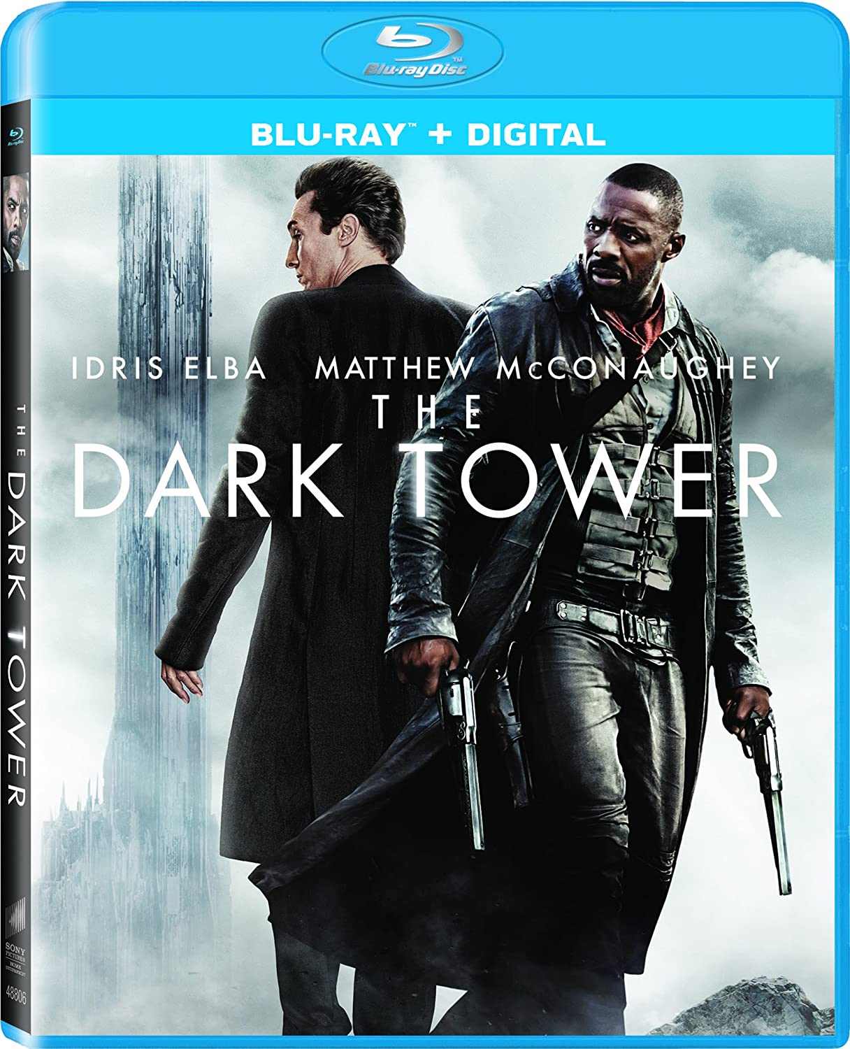 THE DARK TOWER Blu-ray Release Date Announced And Full List Of