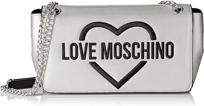 Love Moschino Borsa Pu Argento