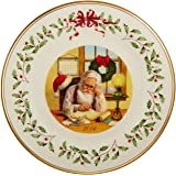 Lenox 2016 Holiday Collectors Plate