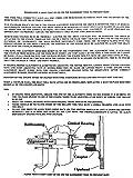 MBS Mfg Engine Alignment Tool for Mercury