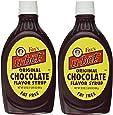 Fox's U-Bet Original Chocolate Flavor Syrup, 22 Ounces, (Pack of 2)