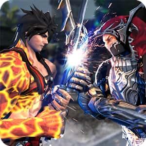 Ninja Assassin Fighting Games: Samurai In Medieval Age