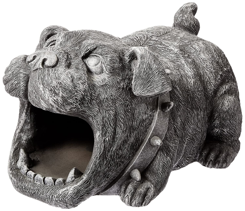 Design Toscano Butch the Bulldog Gutter Guardian Downspout Statue