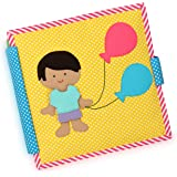Balloon Boy - 8 Page Mixed Theme Quiet Book / Busy Book/ Felt Book/ Fabric Book
