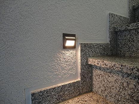 Gea gmbh illuminazione a led per scale volt up amazon