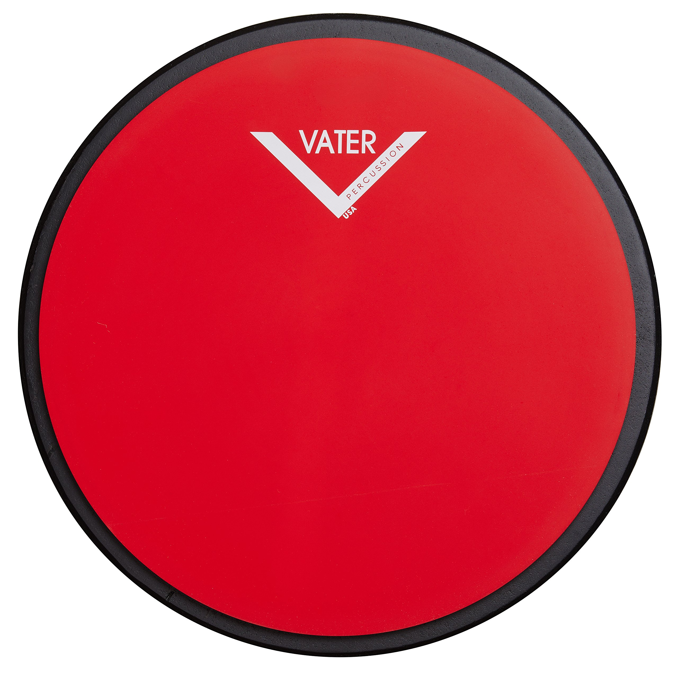 Vater VCB12D Chop Builder Double-Sided Practice Drum Pad