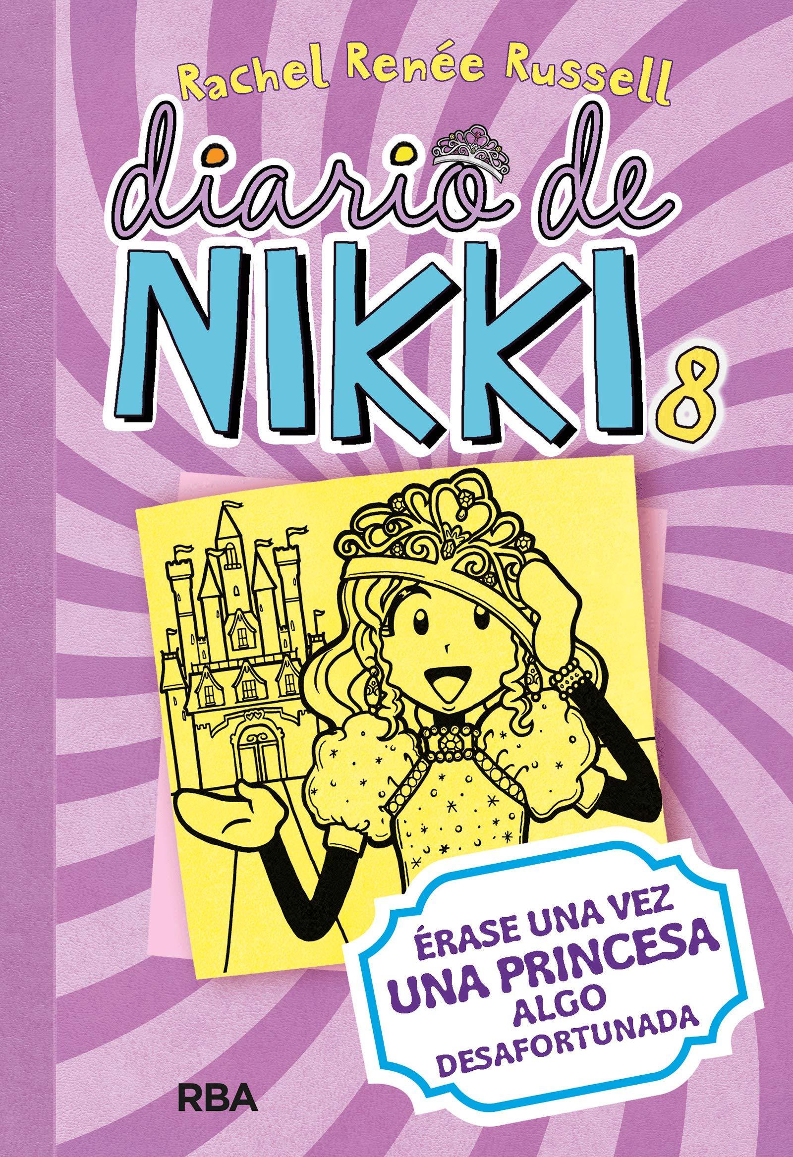 Diario de Nikki 8