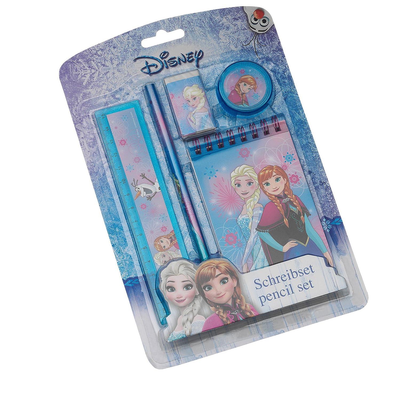 WMF Frozen Stoviglie per Bambini Disney da Scrivere Set 41/x 25/x 10/cm Trasparente Acciaio Inossidabile 7/unit/à