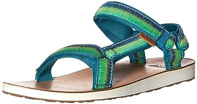 7bce93efe229 Teva Damen W Original Universal Ombre Sandalen  Amazon.de  Schuhe ...
