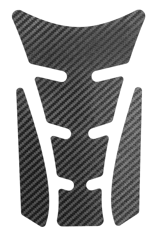 R1200GS 2d –  Carbono Negro –  Protectores Plott –  visibles estructura/Carbon aspecto/Carbon Look * sin Resina capa –  501661 –  Universal para Yamaha, Honda, DUCATI