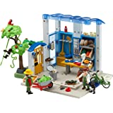 Playmobil - 4461 - Local Stockage Aliment