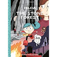 Hilda and the Stone Forest: Book 5