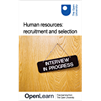Human resources: recruitment and selection (English Edition)
