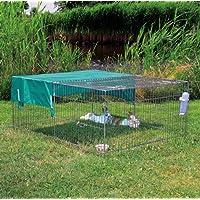 Trixie 6259 Sonnenschutz für Freigehege, 116 × 72 cm