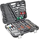 Connex Premium-Werkzeugkoffer/Steckschlüsselsortiment KFZ, 160-teilig, COXBOH600160