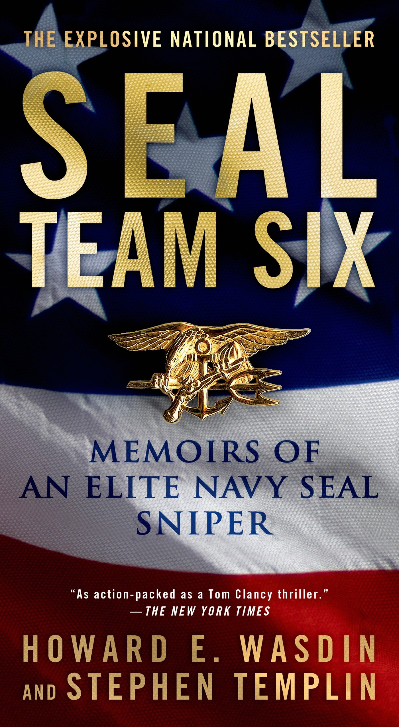 Seal Team Six: Memoirs of an Elite Navy Seal Sniper: Amazon co uk