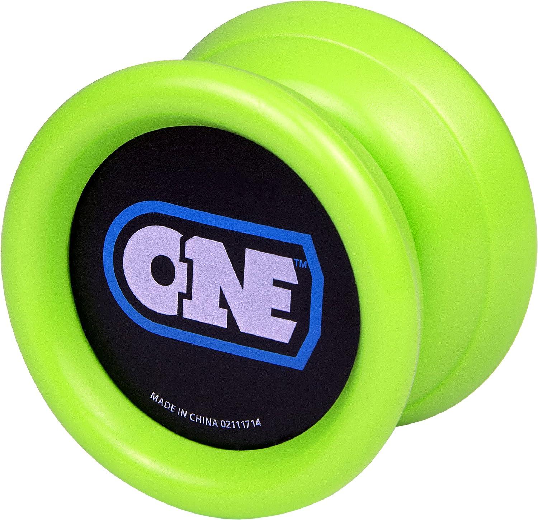Energía - Yoyo One, Color Verde (Fábrica de Juguetes 89051)