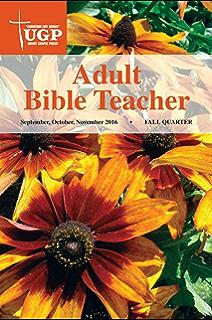 Adult bible class kindle edition by union gospel press religion adult bible teacher fandeluxe Choice Image