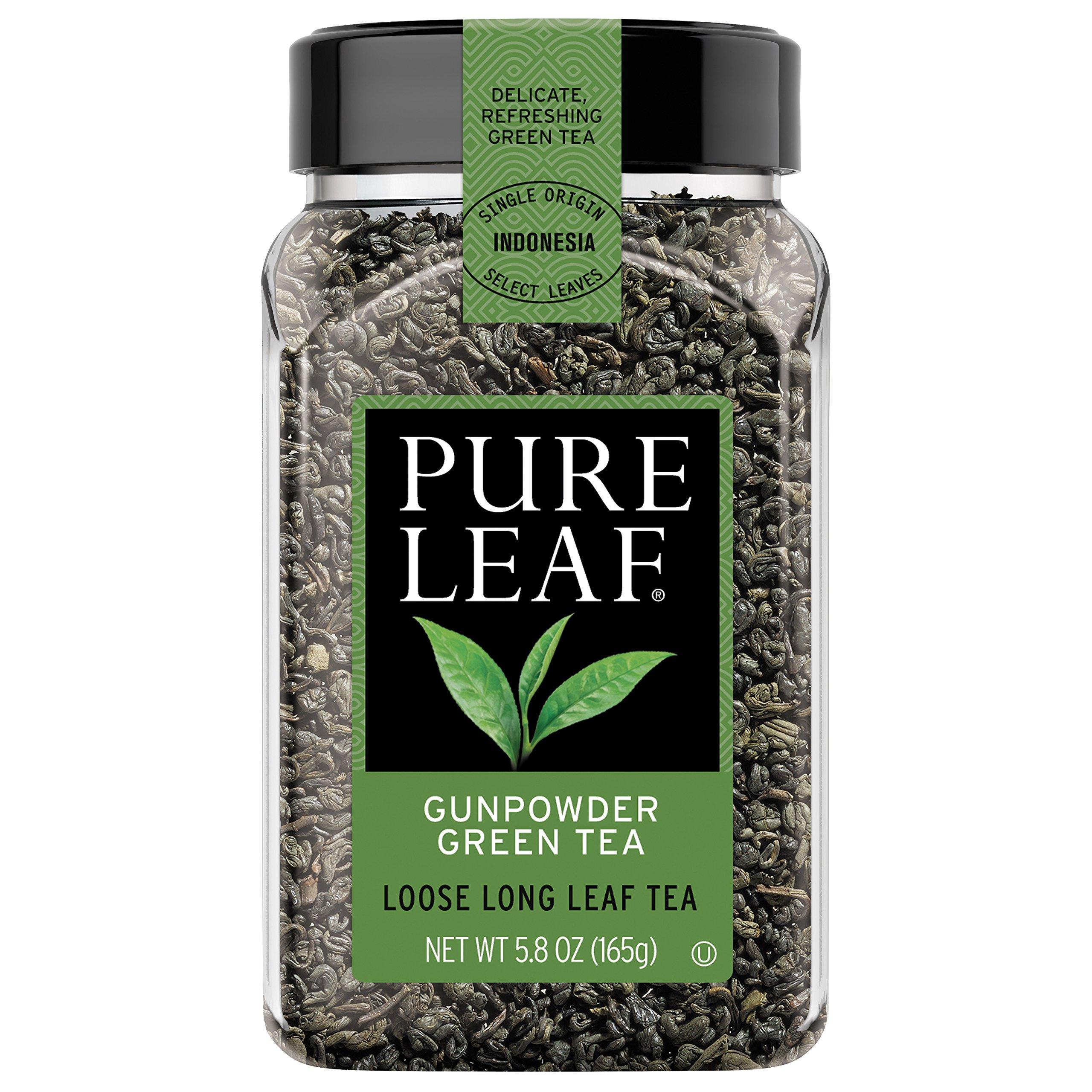 Pure Leaf Hot Loose Tea Gunpowder Green Tea 5.8 oz, pack of 6 by Pure Leaf