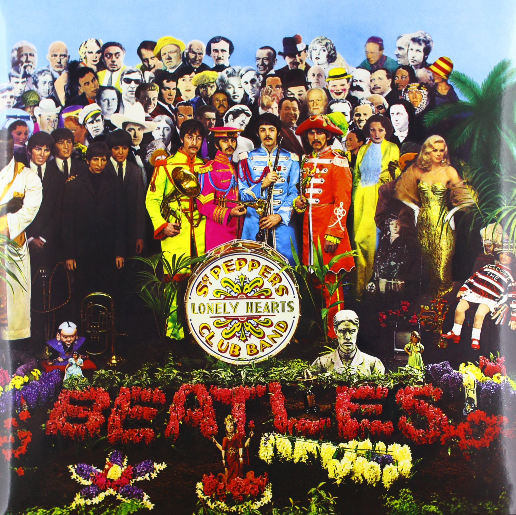 """""""Sgt. Pepper's Lonely Hearts Club Band,"""" The Beatles"""