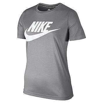 Nike 829747-027 Haut à Manches Courtes avec Logo Femme  Amazon.fr ... 812803f8f25