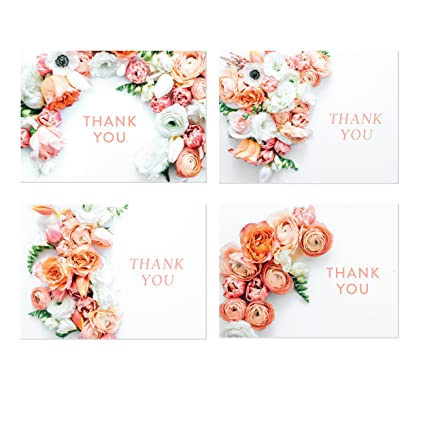 Amazon floral blank cards blank greeting cards used as floral blank cards blank greeting cards used as sympathy cards wedding cards m4hsunfo