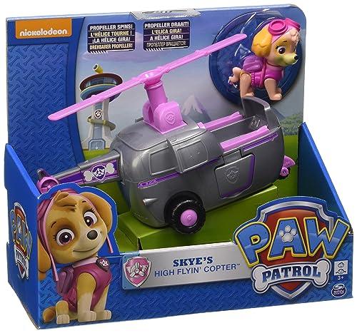 Paw Patrol Basic Vehicle   Skyeu0027s High Flyinu0027 Copter