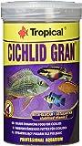 Cichlid Gran 1000ml/550g - Special food for all Cichlids Malawi Tanganyika, colour enhancing granulated food