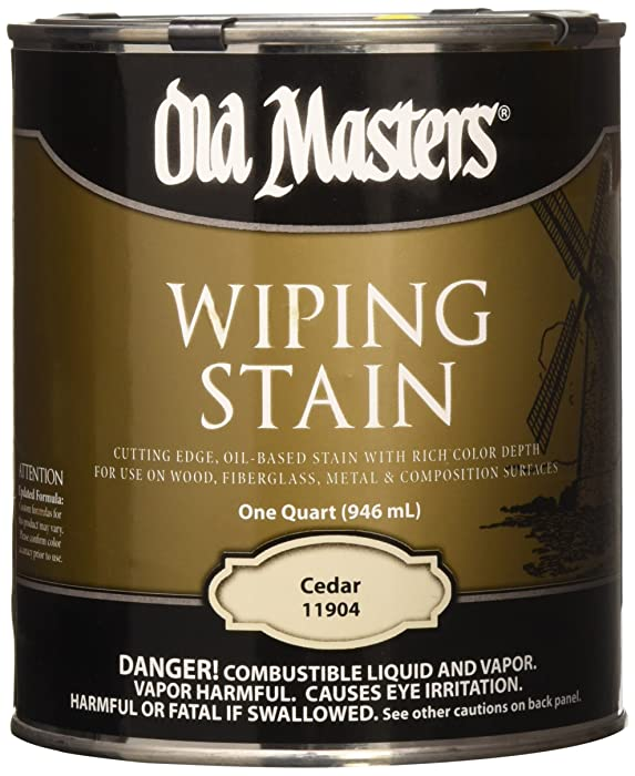 Top 10 Old Masters Wiping Stain Fruit Food