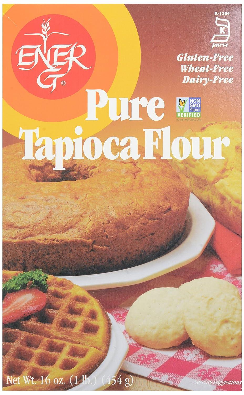 Ener-G Foods, Tapioca Flour, Wheat Free, Gluten Free, 16 oz
